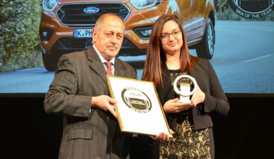 Престижните международни призове Камион на годината, Ван на годината и Международна награда
