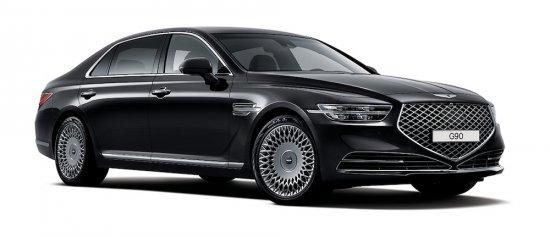 Производителят на луксозни автомобили GENESIS представи сериозно обновената версия на флагмана си