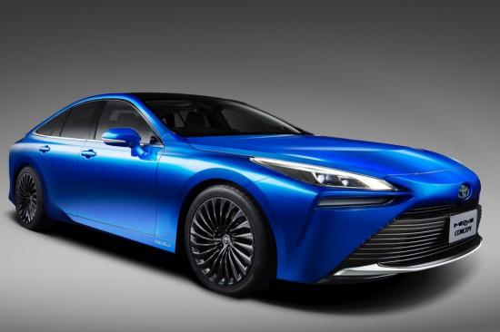 Toyota продължава да залага сериозно на водородното задвижване. Второто поколение на модела