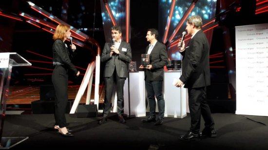 Citroen спечели две награди по време на тазгодишното издание на престижния конкурс