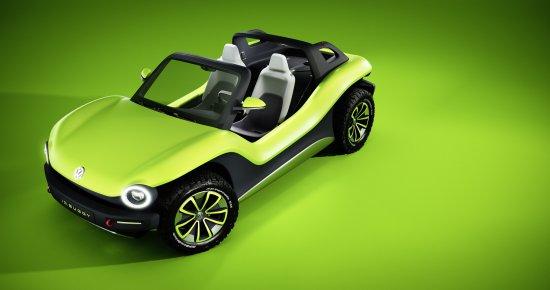 Volkswagen използва тазгодишното издание на международното изложение в Женева, за да демонстрира