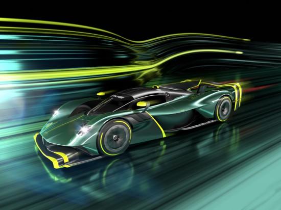 Aston Martin разкри първите подробности за екстремната пистова версия на проекта