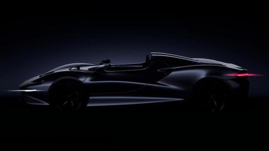 Снимка: McLaren анонсира нов модел. Идва през 2020 година
