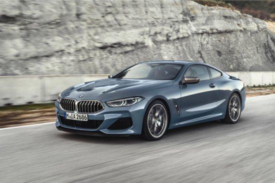 Източник: www.bmw.bg С представянето на новото BMW Серия 8 Купе баварският