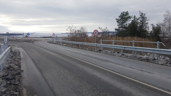 Завърши рехабилитацията на близо 21 км от път II-49 Търговище -