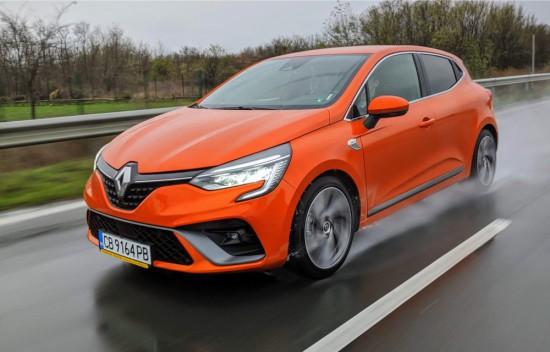 Снимка: Новото Renault Clio: Дай пет!