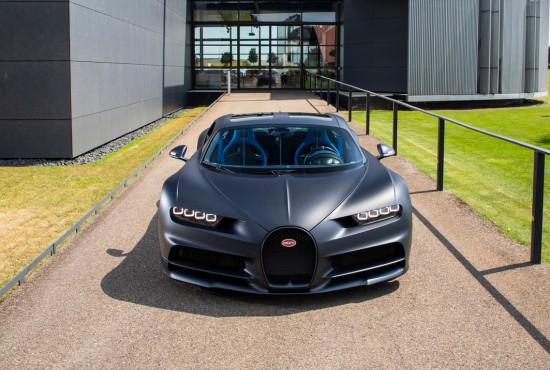 Днес Bugatti обяви, че 2 години след стартирането на производството на