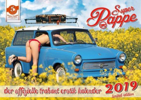 Немският фотограф Андре Грос е явно неравнодушен към автомобилите Trabant, след като