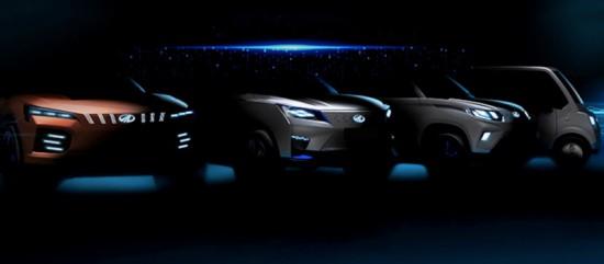 Индийската компания Mahindra, представяна у нас от Бултрако, е подготвила за автосалона