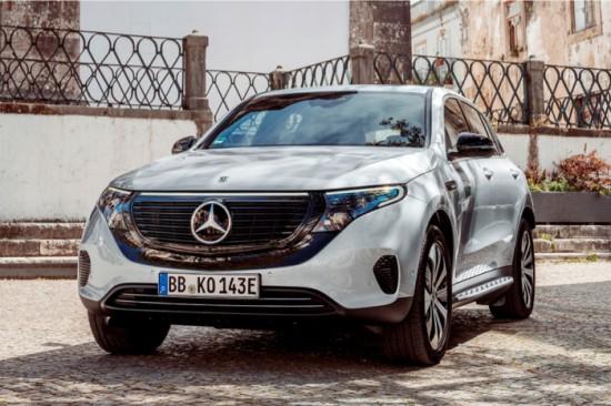 В началото на новата автомобилна ера Mercedes-Benz вижда и началото на електрическата