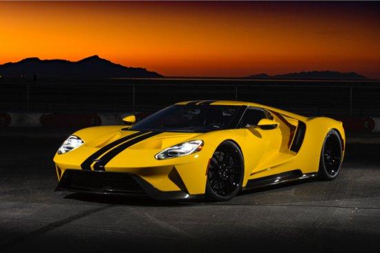 Ford Motor Company обяви, че в резултат на силното потребителско търсене