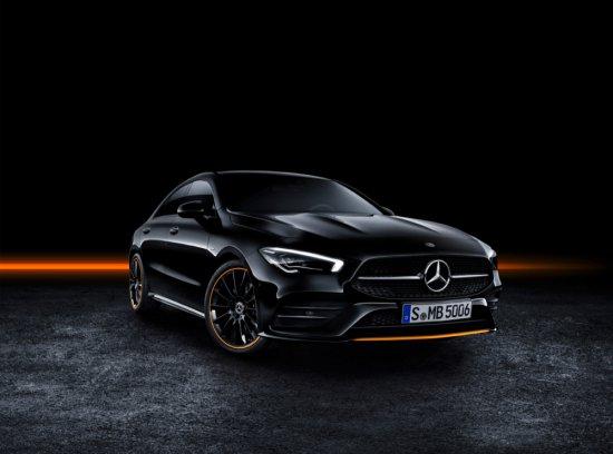 Успоредно със световната премиера на новото поколение CLA Coupe, от Mercedes-Benz обявиха,