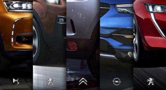 Groupe PSA обяви, че всички нови модели на марките й PEUGEOT,
