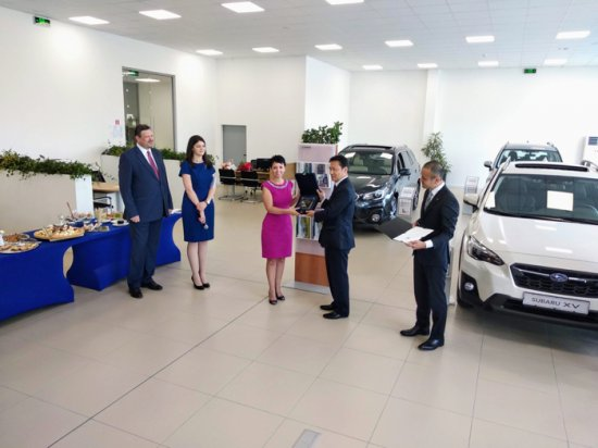 Източник: Бултрако Моторс, клон Пловдив, става официален дилър на високотехнологичната марка Subaru.