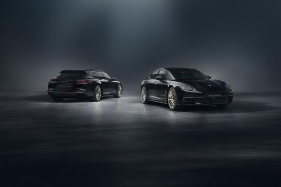 За да отбележи 10-годишнината от пазарното лансиране на Panamera, Porsche разкри подробности