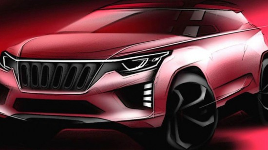 Най-големият индийски автопроизводител Mahindra & Mahindra подготвя бюджетен кросовър със стилен дизайн,