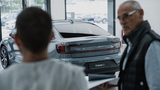 Производителят на луксозни електрифицирани автомобили POLESTAR обяви, че в централата на компанията
