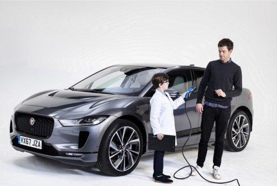 Източник: •Jaguar разкрива изцяло електрическия I-PACE с глобално предаване на живо