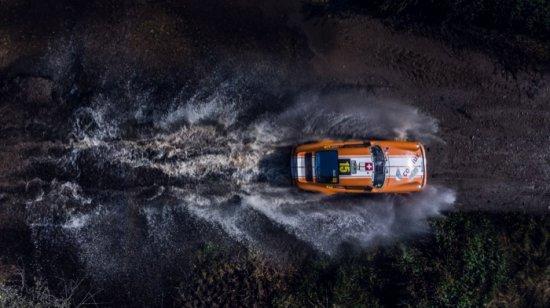 Българите продължават да диктуват темпото и след етап 3 на Balkan Offroad Rallye 2018