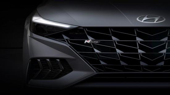 Hyundai разпространи първите изображения на спортната версия N Line на новото