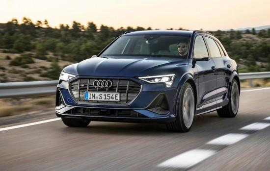 Според Audi новите модели e-tron S и e-tron S Sportback са