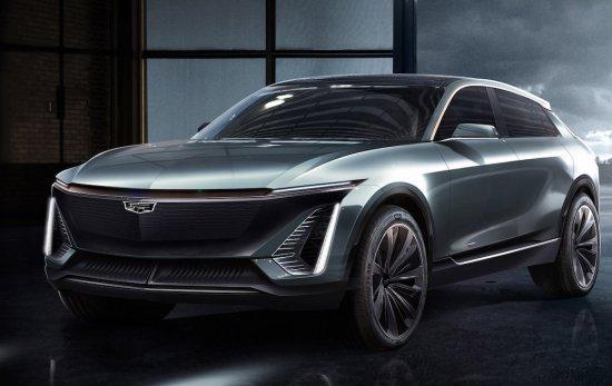 Снимка: Cadillac с първи електромобил