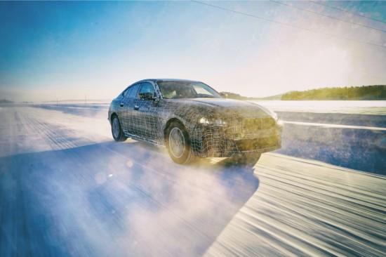 BMW разпростарни нови подробности за изцяло новото си и първо рода