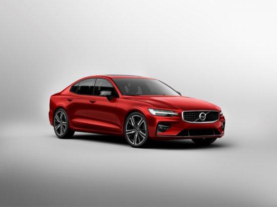 Луксозният спортен седан е първият Volvo модел, който ще се произвежда
