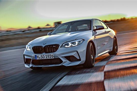 BMW разпространи първата официална информация, снимки и видео на новата екстремна версия