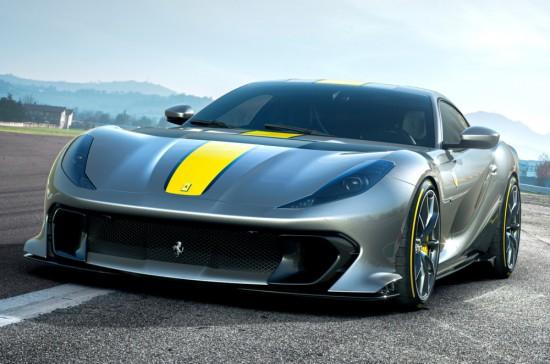 Сърцата на колекционерите и любителите на традициите на Ferrari забиха по-бързо