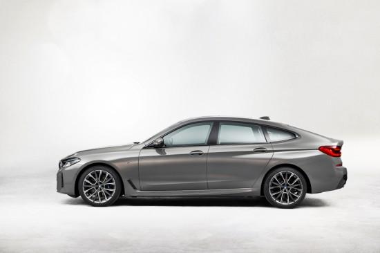Като индивидуалист в премиум сегмента на горния клас BMW Серия 6