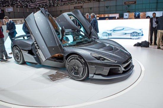 Фирмата Rimac Automobili впечатли света в 2011-а година с електрическото си