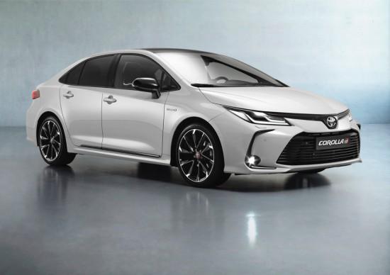 ЕВропейското подразделение на Toyota обяви, че след представянето на версиите GR
