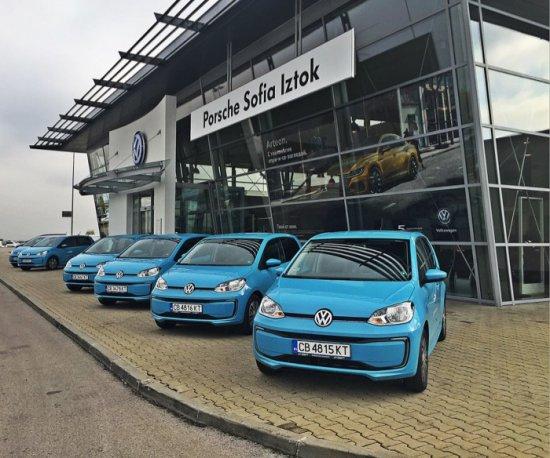 От началото на седмицата броят на електрическите коли, които могат да