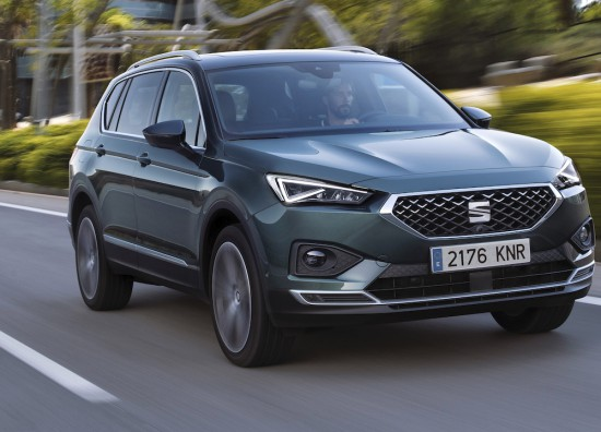SEAT разшири модификационното портфолио на топ SUV предложението си Tarraco с въвеждането