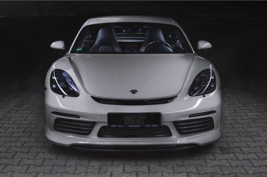 Специалистът в областта на доработката на автомобили Porsche тунинг компания TECHART анонсира