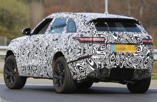 Според информация на английското издание , суперспортната версия SVR на Range Rover