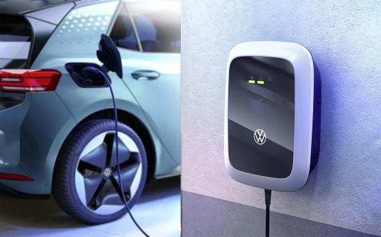 След световната премиера на изцяло електрическия си модел , Volkswagen анонсира следващата