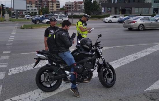 Акцията на пътна полиция се провежда от днес до 1 юли